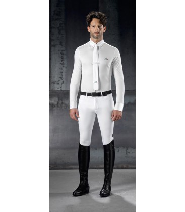 CHEMISE CONCOURS RAY   HOMME EQUILINE